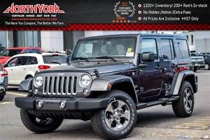 2016 Jeep WRANGLER UNLIMITED NEW Car Sahara|Dual Top, Connectivi