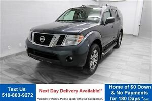 2012 Nissan Pathfinder SV 4WD w/ SUNROOF! ALLOYS! POWER PACKAGE!