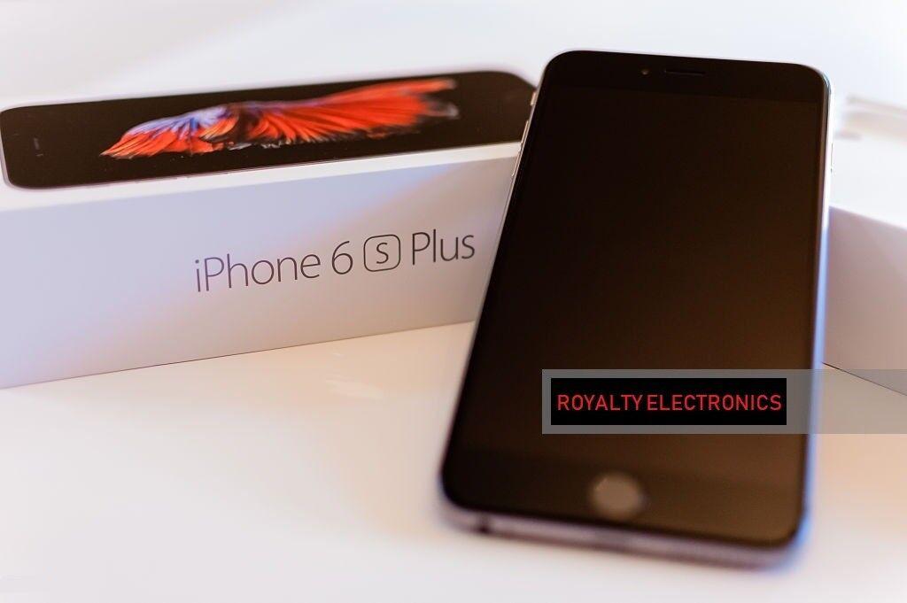 New Apple iPhone 6s Plus 16/32/64/128GB Factory Unlocked T-M