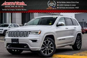 2017 Jeep Grand Cherokee NEW Car Overland|4x4|Sunroof|BlindSpot|