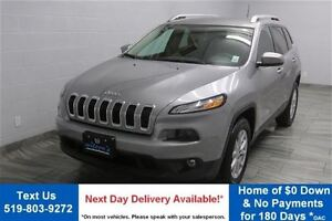 2016 Jeep Cherokee NORTH 4WD w/ ALLOYS! STEERING WHEEL CONTROLS!
