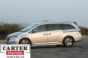 2016 Honda Odyssey Touring + CERTIFIED!