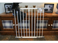 Baby Gate Perfect Condition