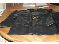 MENS LEATHER JACKETS BY EMPORIO