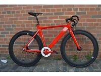 Brand new NOLOGO ALUMINIUM single speed fixed gear fixie bike/ road bike/ bicycles AI