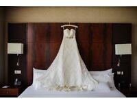 Wedding Dress Size 10 Petite 5'2 to 5'5 (157-165cm)