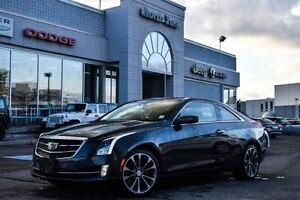 2015 Cadillac ATS Premium AWD 335HP! LOADED! HeadUp Nav Leather