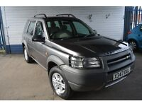 2000 Land Rover FREELANDER TD4 GS in Excellent condition MOT NOVEMBER 2017