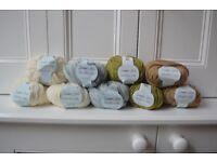 Debbie Bliss Rialto DK extrafine superwash 100% merino wool