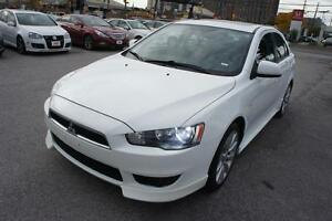 2010 Mitsubishi Lancer Sportback 2-YEAR FREE POWERTRAIN WARRANTY