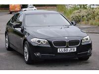 BMW 525d series F10 auto 204BHP
