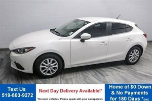 2014 Mazda MAZDA3 SPORT GS-SKYACTIV! HATCHBACK! REAR CAMERA! HEA