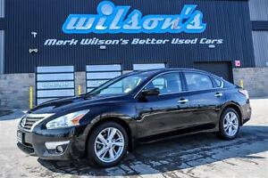 2014 Nissan Altima SV SUNROOF! NEW BRAKES! REAR CAMERA! HEATED S
