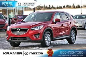 2016 Mazda CX-5 GS AWD w/Luxury Package!!