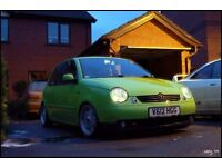 Borbet A deep dish alloy wheels, 4x100, Vw Lupo Polo Seat Arosa 15inch