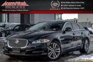 2014 Jaguar XJ |AWD|DualSunroof|Nav|RearCam|Htd/VntdSeats|DrvrMa