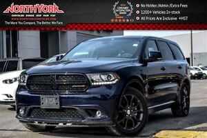 2016 Dodge Durango R/T 4x4|6-Seater|Trailer Tow Pkg|Nav|Leather|