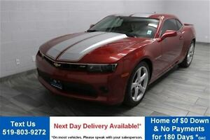 2015 Chevrolet Camaro 2LT COUPE w/ RS PKG! NAVIGATION! LEATHER!