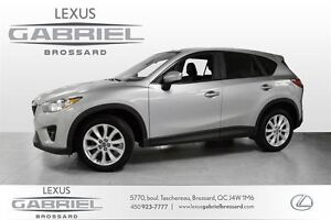 2013 Mazda CX-5 GRAND TOURING  NAVIGATION + CUIR + TOIT  SKYA
