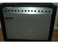 CARLSBRO STINGRAY 100 DSP, 100W 1X12, 2 CHANNEL GUITAR AMP