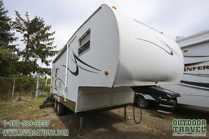 2004 SunnyBrook Sunnybrook 2450 Fifth Wheel