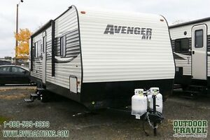 2017 Forest River Prime Time Avenger ATI 27RKS Travel Trailer