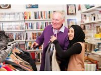 Volunteer Retail Assistants - PDSA Charity Shop, Broomhill