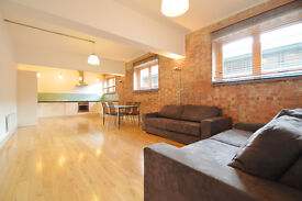 2 bedroom loft style apartment shoreditch