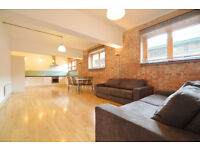 2 bedroom loft style apartment shoreditch