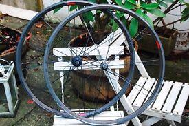 Bontrager Race xxx Lite Road Racing Carbon Clincher Wheelset 700c ONLY 1340gram!!!