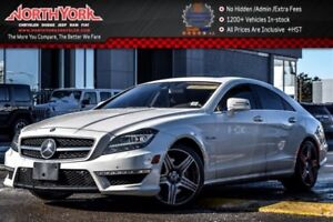 2013 Mercedes-Benz CLS-Class S63 AMG BlindSpot H/K Audio Heat Se