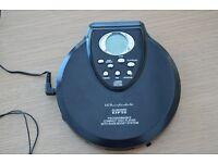 Wharfedale WCD 20B Portable CD Player
