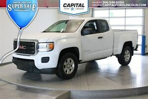 2015 GMC Canyon Extended Cab *Reverse Camera-4WD*