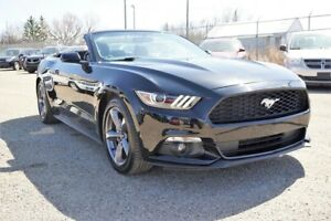 2017 Ford Mustang V6 Convertible, Auto, 310 horsepower, Factory