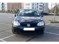 ***URGENT SALE - 2007 VW GOLF MK5, BLACK, LOW MILEAGE***