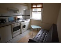 Studio Flat Available To Let on South Parade, Chiswick - Some Bills Included
