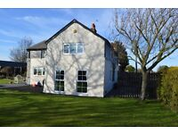 Beautiful 3-bed 1800's unlisted cottage with 1/3rd acre garden