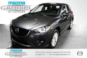 2014 Mazda CX-5 GT AWD CUIR+BLUETOOTH+CRUISE