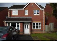 Lovely 4 bed detached house in quiet cul-de-sac