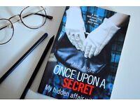 Once Upon a Secret BOOK SALE!