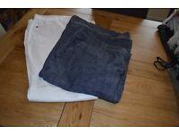 Ladies trousers x 2