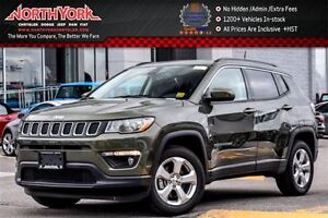 2017 Jeep Compass New Car North 4x4|Cold Wthr.,Nav,Popular Eqpt.