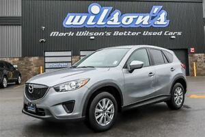 2015 Mazda CX-5 GX AWD! ALLOYS! BLUETOOTH! $78/WK, 5.49% ZERO DO