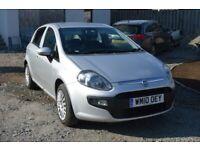 Fiat, PUNTO EVO, Hatchback, 2010, Manual, 1368 (cc), 5 doors
