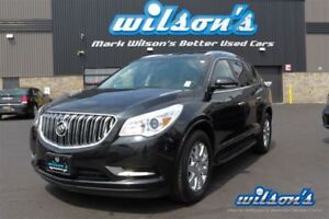 2014 Buick Enclave PREMIUM AWD! NAVIGATION! DVD! LEATHER! HEATED