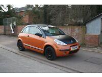 30 day Guarantee - Citroen C3 Pluriel - New MOT - Orange pearl paintwork - very attractive car