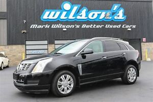 2014 Cadillac SRX LUXURY AWD! NEW BRAKES! LEATHER! NAVIGATION! S
