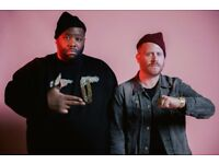 3 x Run the Jewels (RTJ) Tickets at O2 Academy Brixton