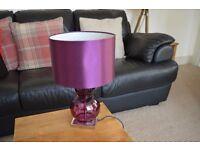 Purple lamp (Next)