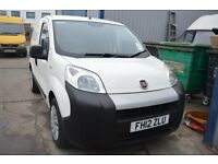 Fiat FIORINO 2012 16V NOISY ENGINE SPARES OR REPAIRS £1295